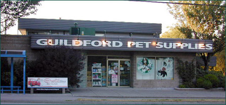 Pet Supplies and Food | Fraser Heights Animal Hospital in